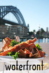 Circular Quay Restaurant - Waterfront