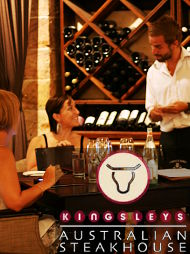 Kingsleys Steakhouse Sydney CBD - Best Steak Sydney