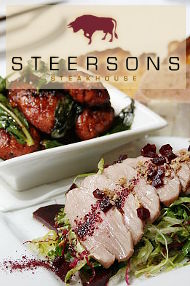 Steersons Steakhouse Sydney CBD- Bridge Street